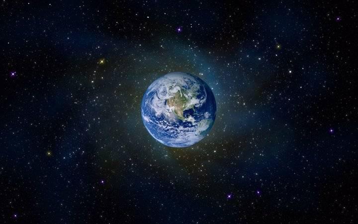 摩天登录,世界地球日的反摩天登录思疫情能否让我们图片