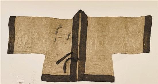 """八百年前的南宋""""衣橱"""":赵伯澐墓出土服饰的应急保护(上)"""