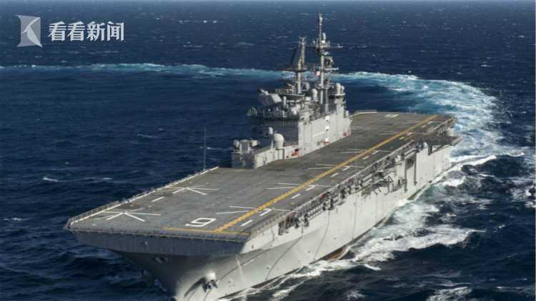 视频|连闯南海!美舰机频繁挑衅只为试探?图片
