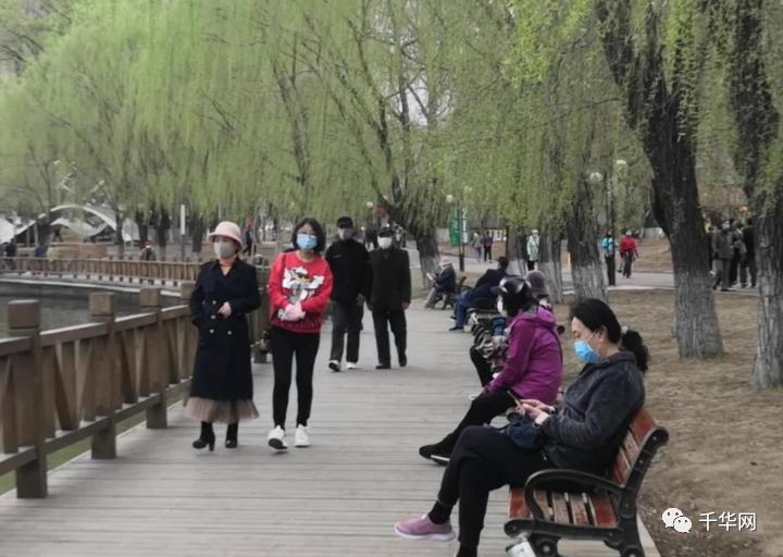 二一九公园内禁止遛狗 市民健身娱乐请调低音量