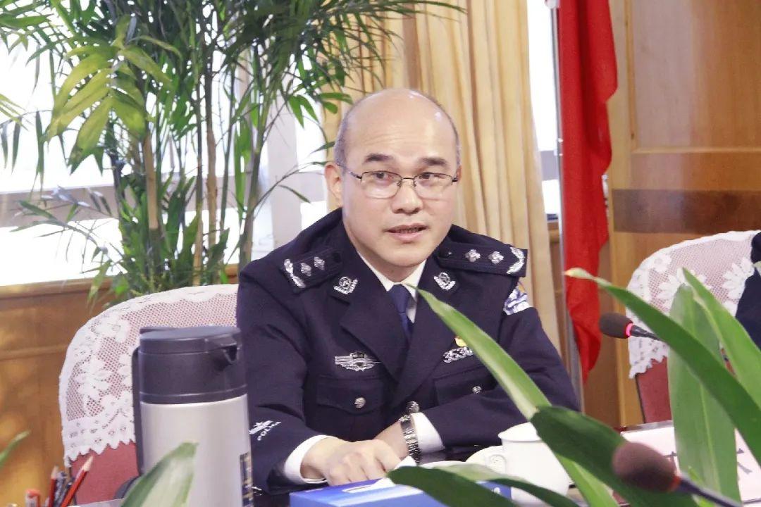 「摩天娱乐」建省监狱管理局局长摩天娱乐李杰图片