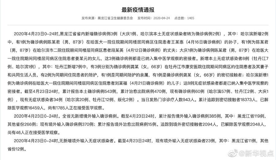 江省天富新增境外输入确诊病例0例,天富图片