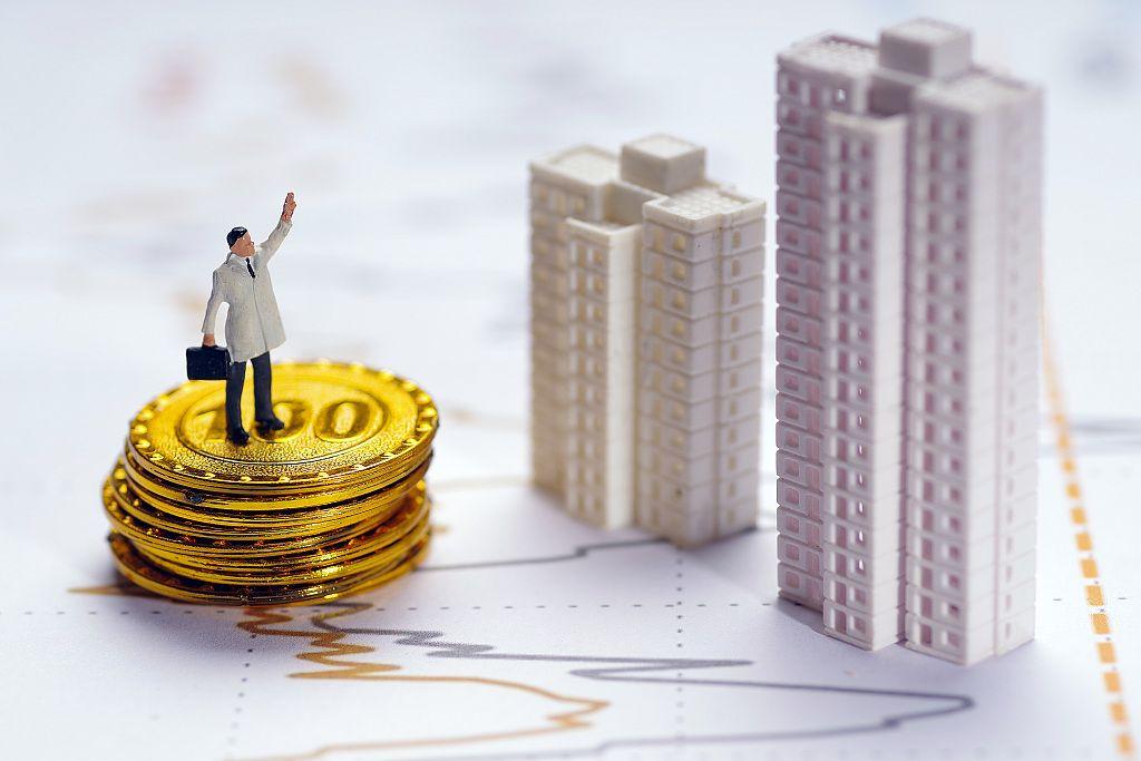 一季度7万亿新增贷款去了哪儿?楼市贷款增速20月连降图片