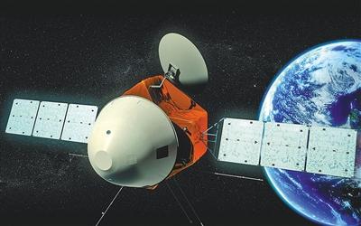 天问一天富号今年将向火星进发,天富图片