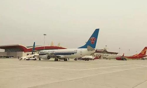 敦煌莫高国际机场5月3日起运营19条航线