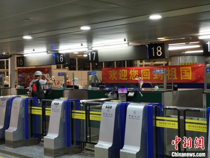 志愿专家团队完成任务回到广东 林延东 摄