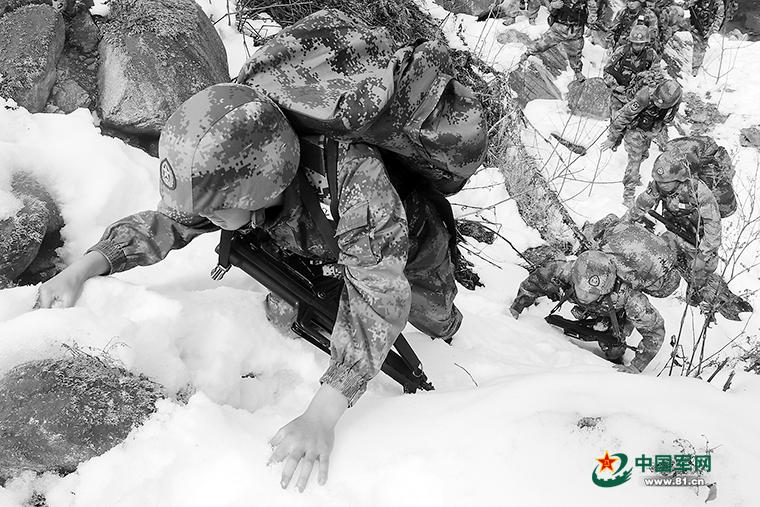 7天6夜的巡逻藏着属于察隅边防5连官兵的故事
