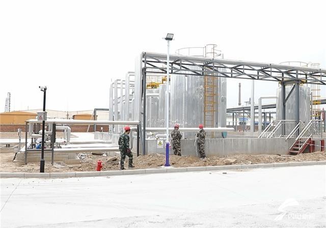 固体危废新去处 东营固体废弃物处置中心项目全面建成