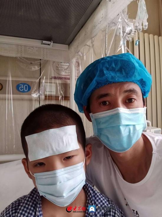 日照6岁男孩确诊为重型再生障碍性贫血 父亲求助:救救我的孩子