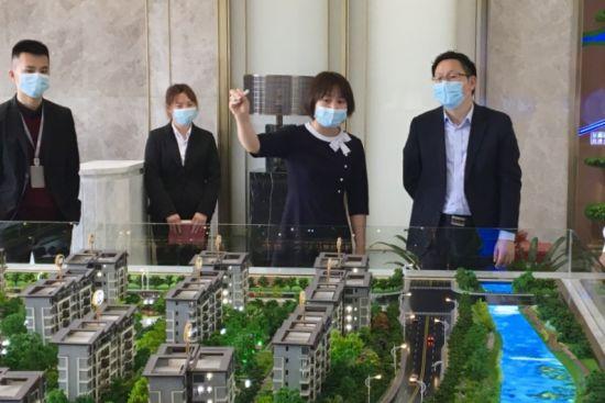 康加旅居董事长符美华一行赴桂林、贵阳等多地考察洽谈合作项目