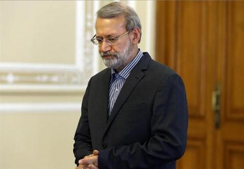 阿里·拉里贾尼(图:伊朗前线网)