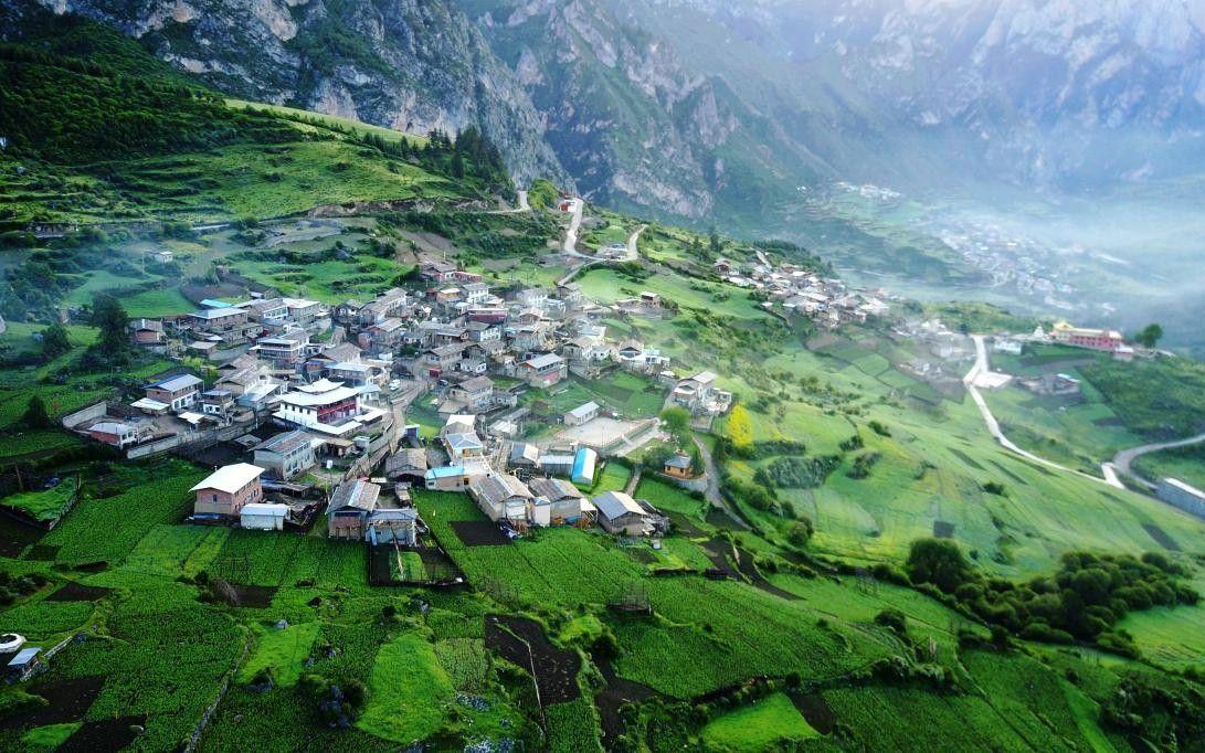 甘肃乡村旅游年接待量超1亿人次 收入约340亿元图片