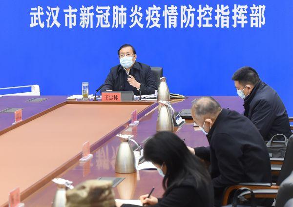 王忠林:坚持外防输入内防反弹,加大对无症状感染者管理力度