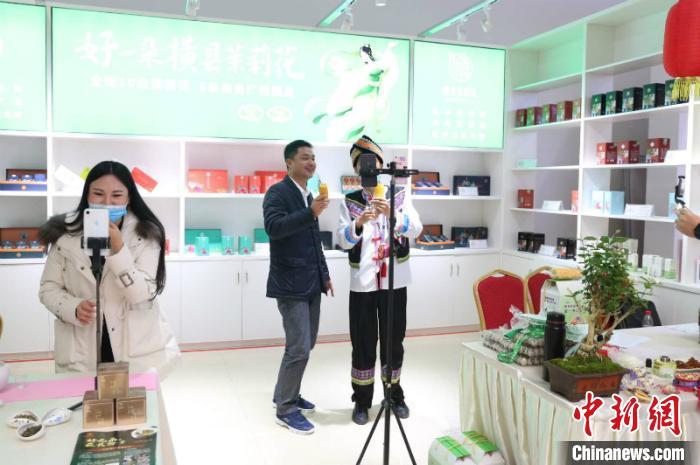 广西借电商培育网红农产品 带动产业发展