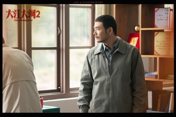 在寧波取景拍攝三個多月《大江大河2》發布殺青紀錄片