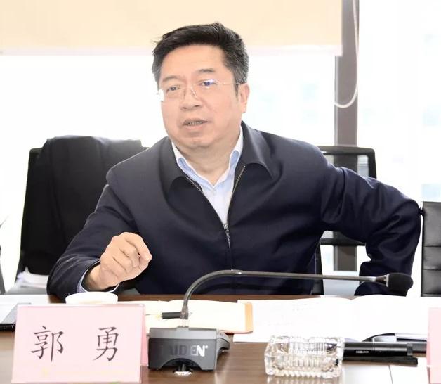 摩天测速,产业投资摩天测速集团董事长郭勇接受图片