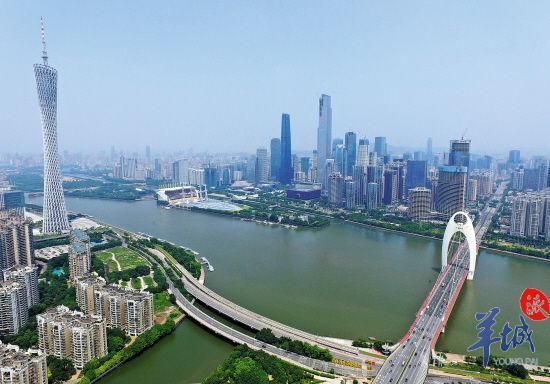 广州:到2025年,服务进出口额达800亿美元