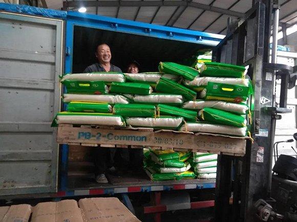 10万吨储备粮,4000吨成品粮,20万吨年产量,余姚市粮食供应有保障