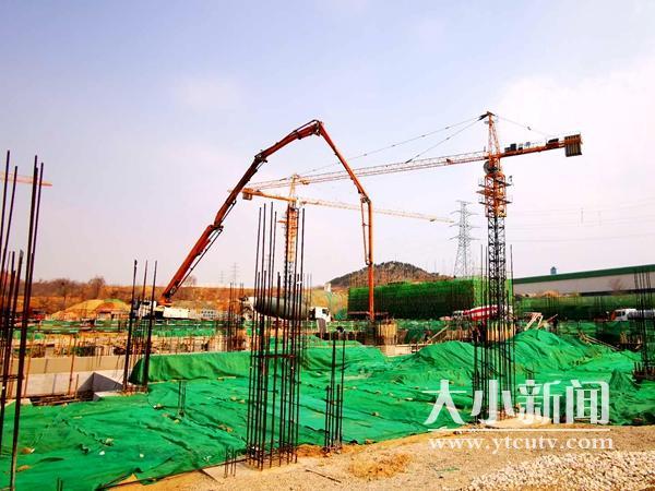 国内最大钾镁肥项目年底在烟台化学工业园试运营