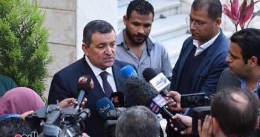 埃及新闻部长:完全宵禁是国家的备选措施 但不希望走到那一天