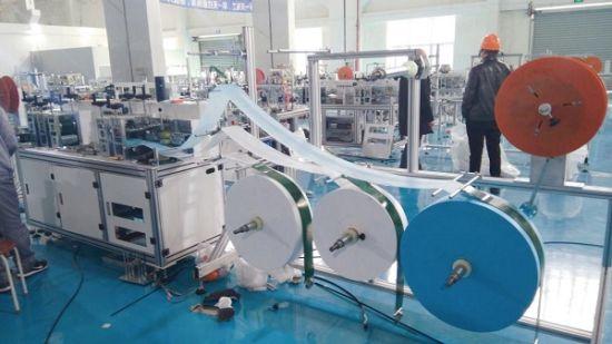 乾享机电研发智能口罩机生产线在临港新片区复工复产