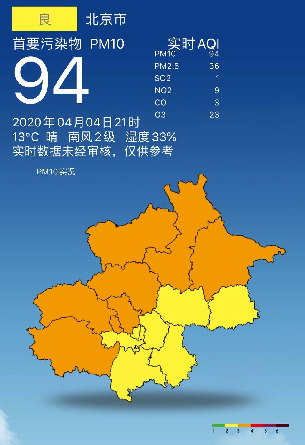 [恒行]北京本轮沙尘天气结束空气已恒行转良图片