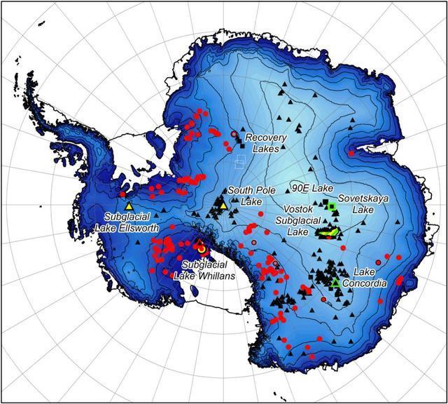 """南极冰下800米:科学家发现""""外星世界"""",颠覆对外星生命的认知"""