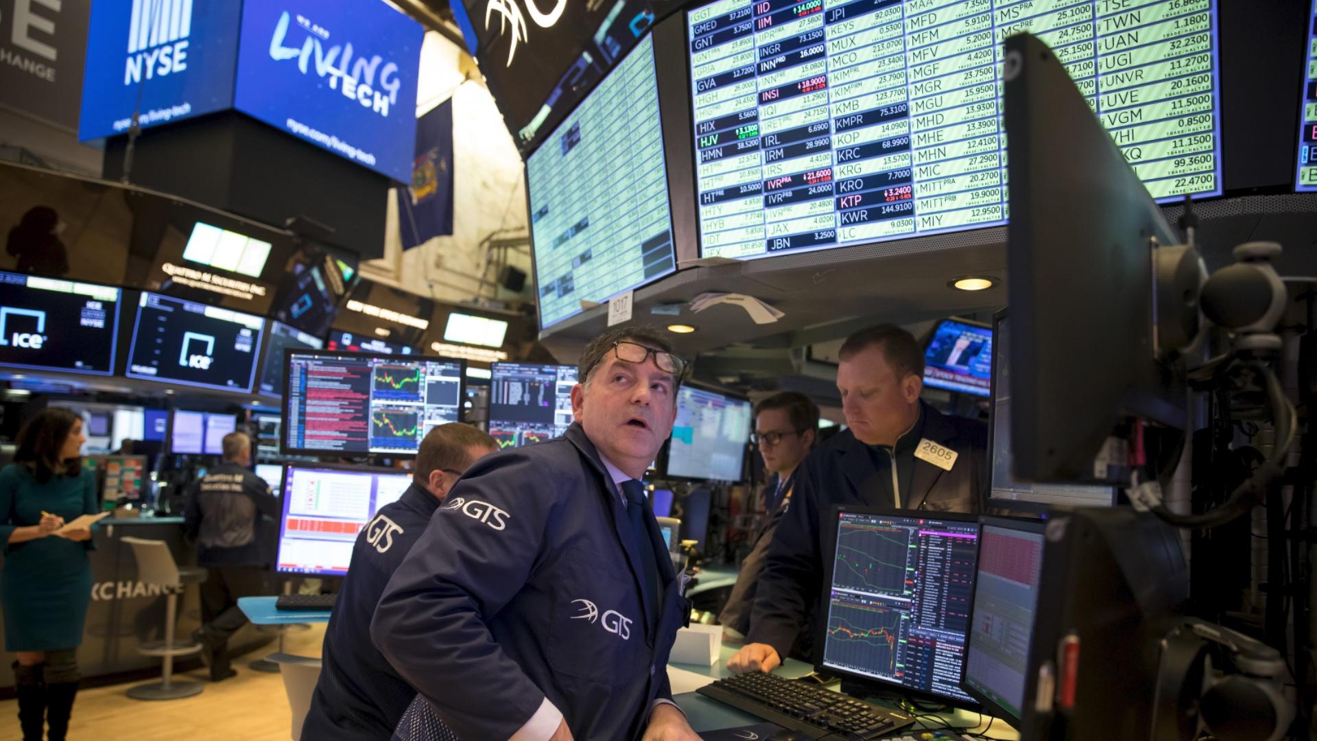 全球战疫日记|美交易员预计美股将继续震荡 这波下跌或深不见底