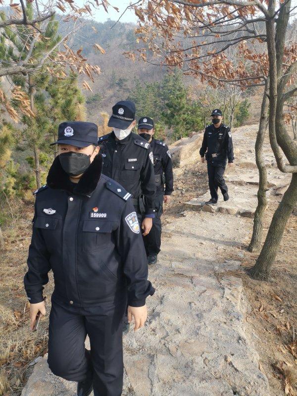 查处森林火灾案件30余起!山东公安全力做好春季森林防火工作