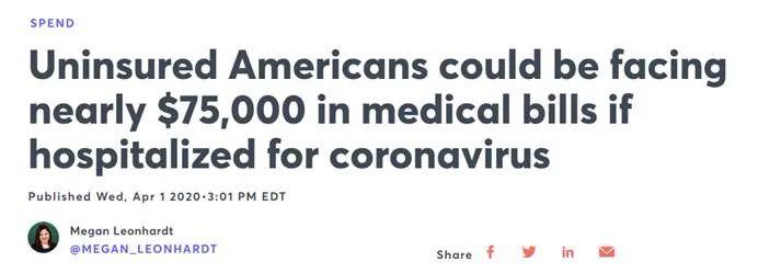 截图来自美国CNBC新闻网的报道