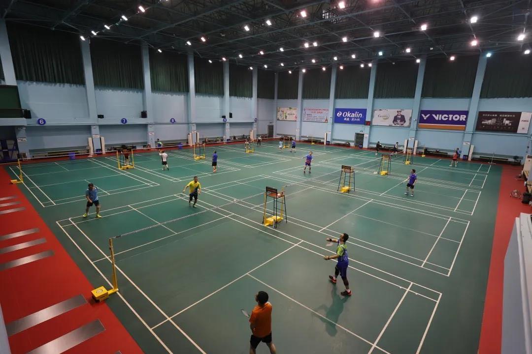 广州体育场馆复工率86% 将发放体育消费券
