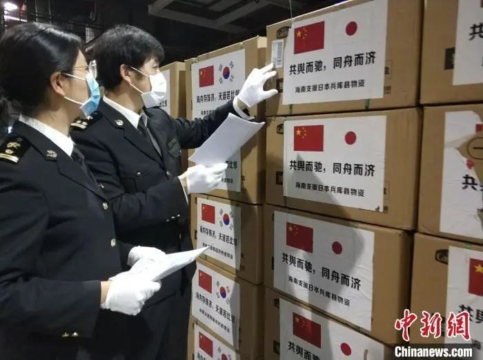 滴水恩涌泉报!口罩出口38.6亿只,中国加倍回馈世界图片