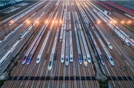 """广铁""""清明""""假期首日运客73万,将迎春节后单日客流峰值"""