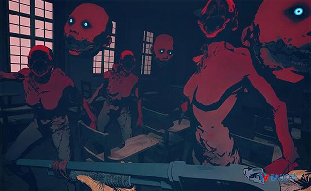 漫画视觉生存恐怖作品《Lies Beneath》正式登陆Oculus Store