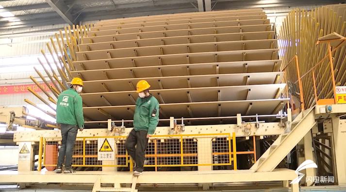 26秒丨日照岚山5000余名农民工家门口就业 助力企业生产