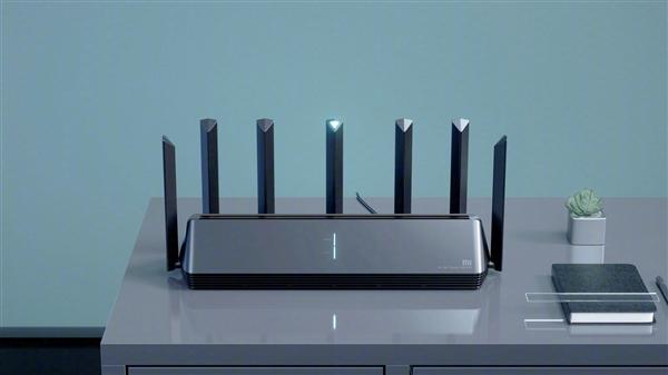 极致性价比 Redmi首款Wi-Fi 6路由器入网