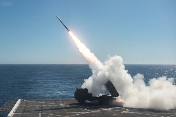 """美海军陆战队拟组建""""濒海作战团""""驻扎亚太"""