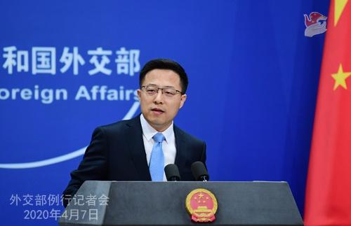 英慈善机构呼吁中国等G20成员减免非洲等国债务 赵立坚:中国从不逼债,愿协商解决