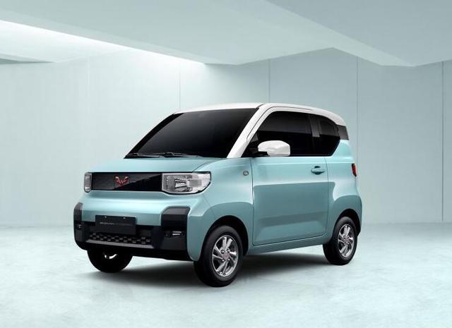 国产神车的缩小版:五菱宏光MINI EV第二季度上市