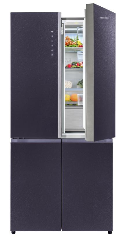 实力除菌 锁住新鲜 海信真空冰箱让饮食健康更有保障
