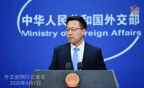 """中方为外防输入""""歧视""""在华外国人?外交部作出三点回应"""