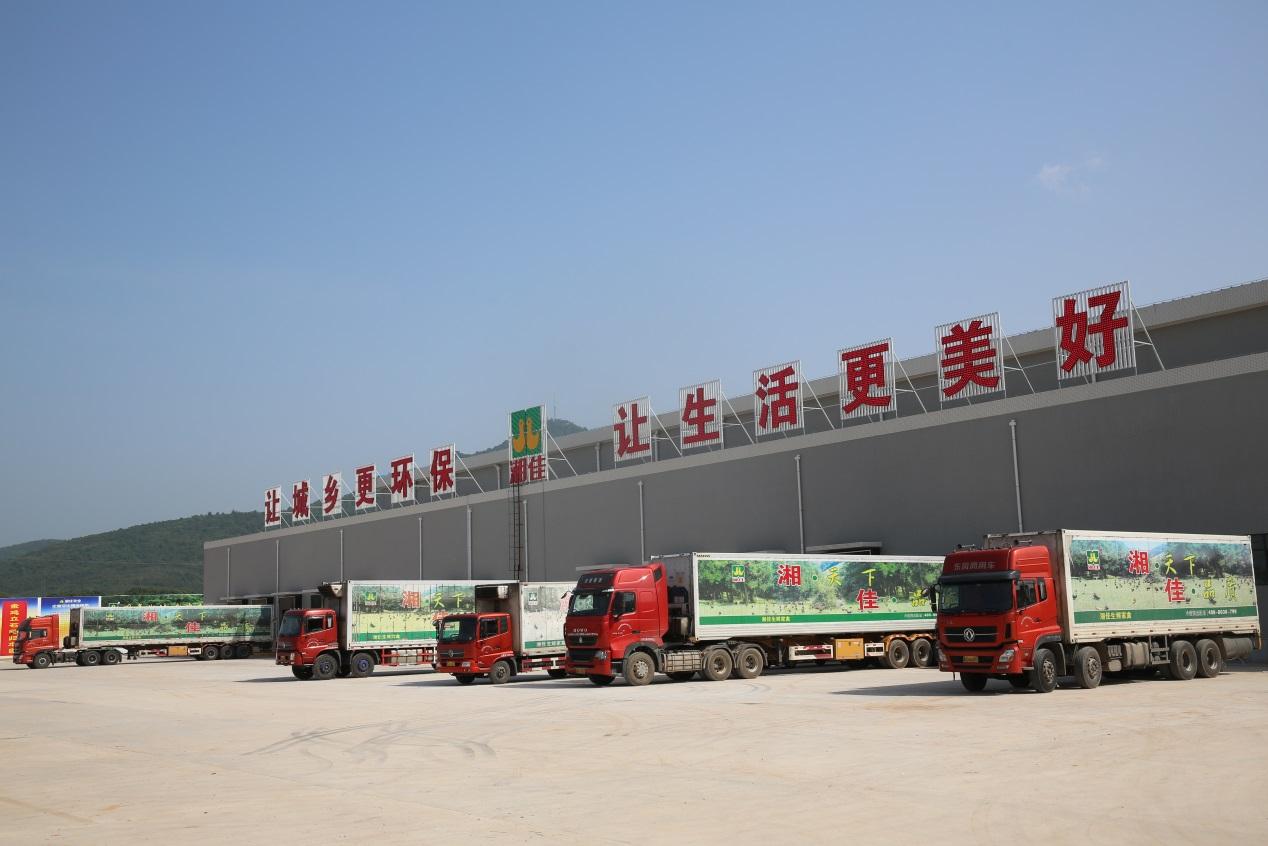 中国生鲜家禽第一股,湘佳股份选择蓝凌智慧合同管理平台
