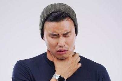 每天上网课致慢性咽喉炎急性发作,医生开出清咽利喉妙招