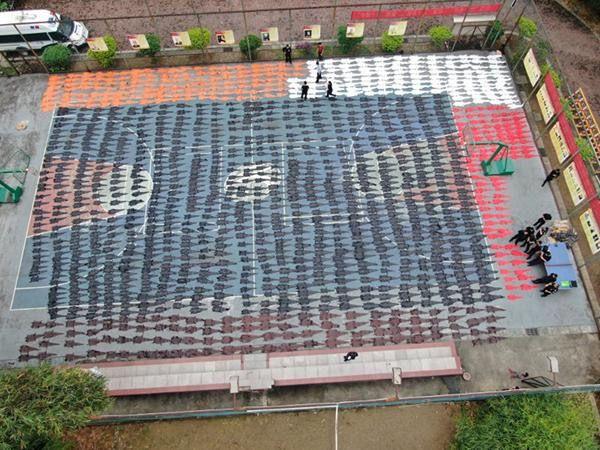 云南红河一边检站查获上千张鳄鱼皮 两名嫌疑人被控制