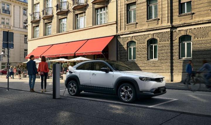马自达将在中国推出纯电动车型?官方称目前无信息公布图片