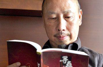 古天乐发文缅怀《寻秦记》作家黄易,他的精神已存心中图片