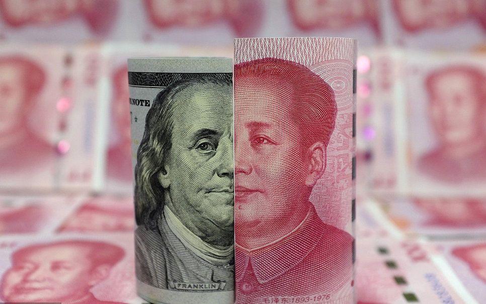 美元荒减退 人民币反弹 避险情绪有望选择中国?图片