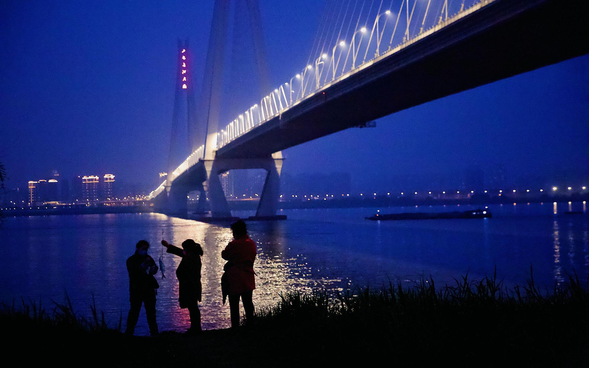 满帮大数据:武汉解封首日公路发货量增长59.79%图片