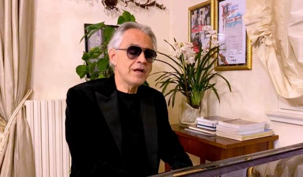 波切利将在米兰大教堂空场开直播音乐会,用歌声抚慰世界