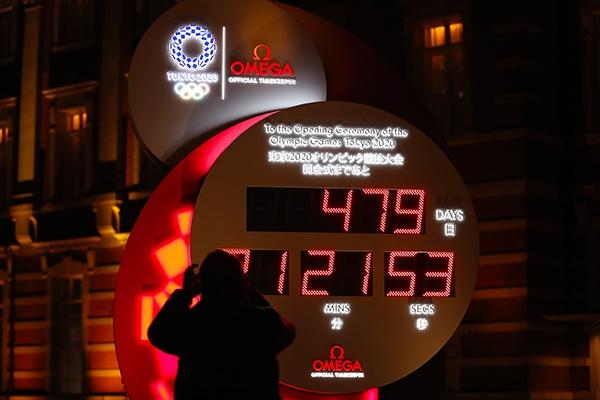 疫情下的在日华人:见证奥运延期 首遇紧急事态